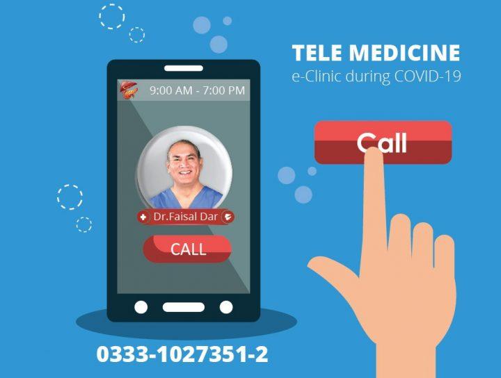 E-Clinic during COVID-19