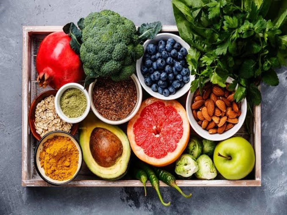 Healthy Diet for Your Liver