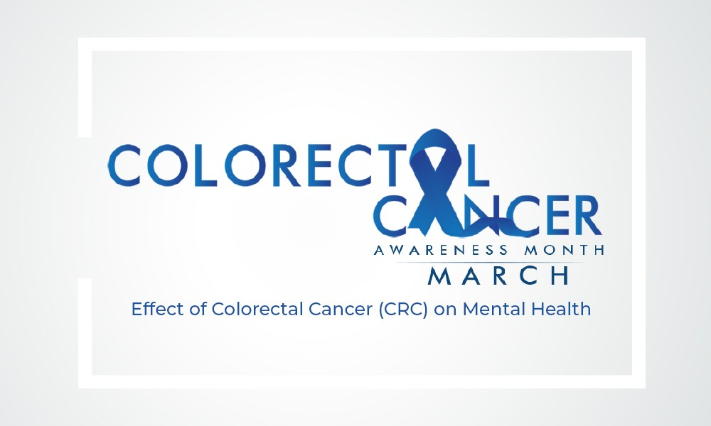 Effect of Colorectal Cancer (CRC) on Mental Health