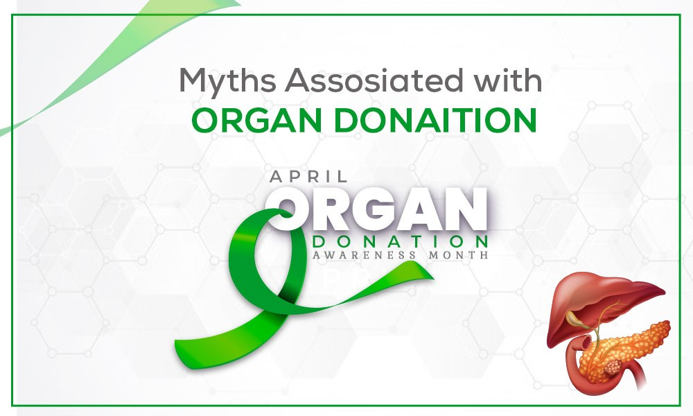 Myths associated with Organ Donation